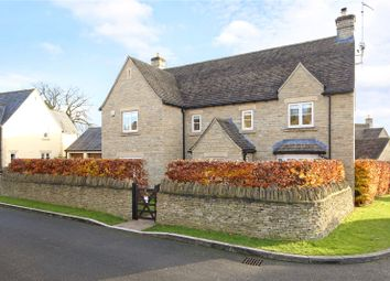 Thumbnail 4 bed detached house for sale in Tall Trees, Baunton Lane, Cirencester, Gloucestershire