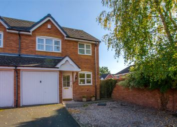 3 bed semi-detached house for sale in Richardson Close, Wychbold, Nr Droitwich, Worcestershire WR9