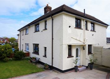 Thumbnail 3 bed semi-detached house for sale in Fulton Avenue, West Kirby