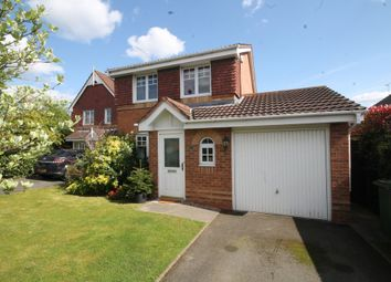 Thumbnail 3 bed detached house for sale in Narrowboat Close, Longford, Coventry