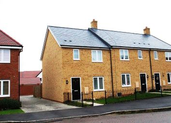 Thumbnail 3 bed semi-detached house to rent in Chestnut Avenue, Silsoe, Bedford