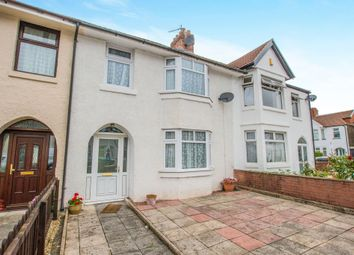 Thumbnail 3 bed terraced house for sale in Wembley Road, Canton, Cardiff