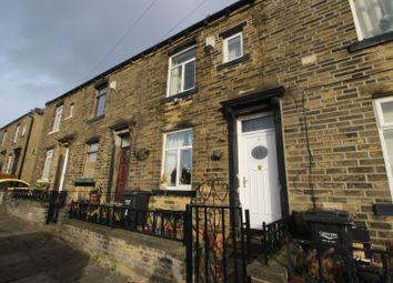 Thumbnail 3 bed terraced house for sale in Cleavden Place, Halifax, West Yorkshire