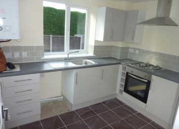 Thumbnail 3 bed town house to rent in 36 Chapel Street, Castle Gresley