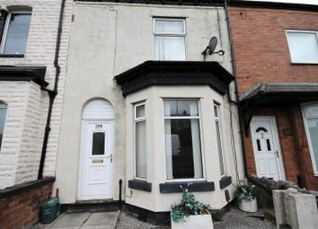 Thumbnail 3 bedroom terraced house to rent in Worsley Road, Eccles, Manchester