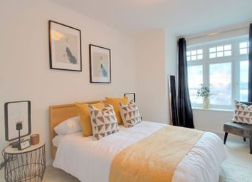 Thumbnail 3 bed flat for sale in Woodcote Valley Road, Purley