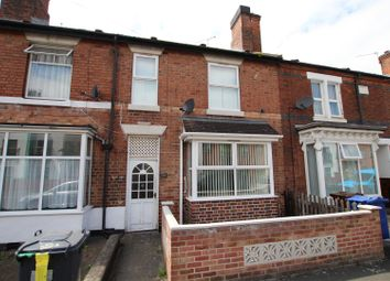 Thumbnail 4 bed terraced house for sale in Anglesey Road, Branston, Burton-On-Trent