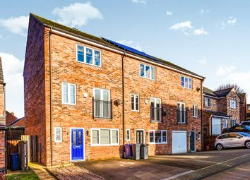 Thumbnail 4 bed town house for sale in Ingleton Mews, Barnsley