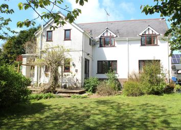 Thumbnail 4 bed detached house for sale in Reynoldston, Gower, Swansea, West Glamorgan.