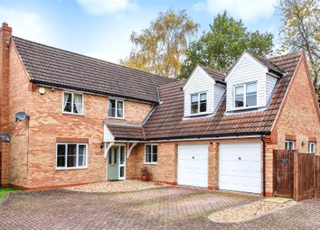 Thumbnail 5 bed detached house for sale in Ladbroke Close, Helpringham