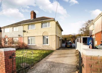 Thumbnail 3 bed semi-detached house for sale in Heol Y Cae, Pontarddulais, Swansea