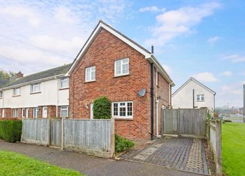 Thumbnail 2 bed end terrace house for sale in Fairlight Filed, Ringmer