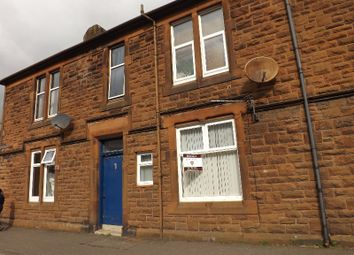 Thumbnail 1 bed flat for sale in East Main Street, Darvel, East Ayrshire