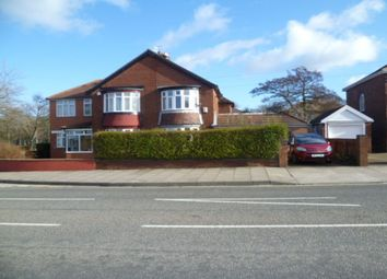 Thumbnail 2 bed semi-detached house for sale in Victoria Road West, Hebburn