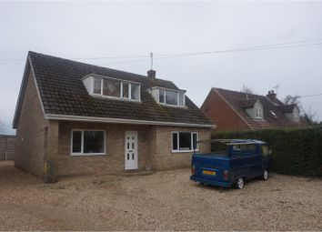 Thumbnail 3 bed detached bungalow for sale in Common Road, Runcton Holme, Kings Lynn
