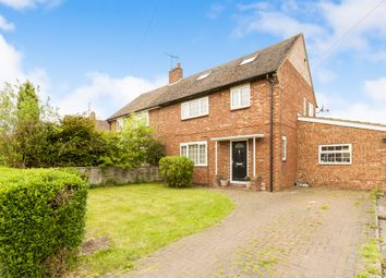 Thumbnail 4 bed semi-detached house for sale in Lords Close, Stanbridge, Leighton Buzzard
