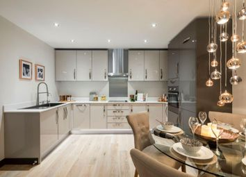 Thumbnail 2 bed flat for sale in The Monarch, Langley Square, Dartford