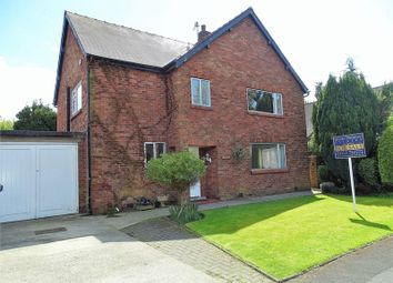 Thumbnail 4 bed detached house for sale in Abbotsway, Penwortham, Preston