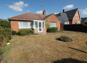Thumbnail 3 bed detached bungalow for sale in East Road, West Mersea, Colchester