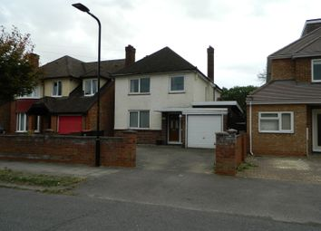 Thumbnail 3 bed detached house to rent in Honey Hill Road, Bedford
