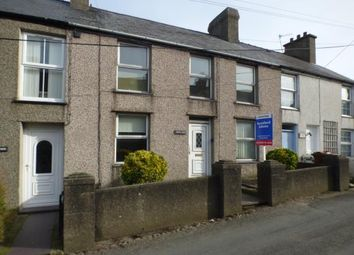 Thumbnail 3 bed terraced house for sale in Lon Llan, Edern, Pwllheli, Gwynedd