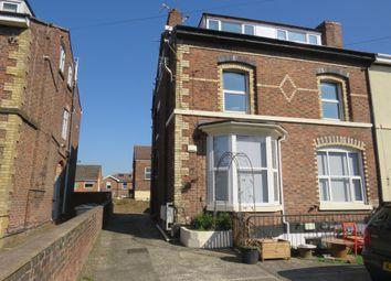 Thumbnail 3 bedroom flat for sale in Euston Grove, Prenton