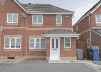 Thumbnail 3 bed semi-detached house for sale in Ambleside Drive, Kirkby, Liverpool