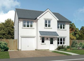 "Thumbnail 5 bed detached house for sale in ""Heddon"" at Montrose Road, Arbroath"