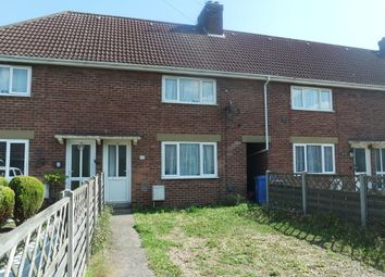 Thumbnail 3 bed terraced house for sale in Ellough Road, Worlingham, Beccles