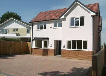 Thumbnail 4 bed detached house to rent in Kerdistone Close, Potters Bar