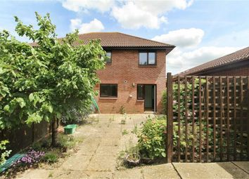 Thumbnail 3 bed semi-detached house for sale in Jacobs Close, Stantonbury, Milton Keynes