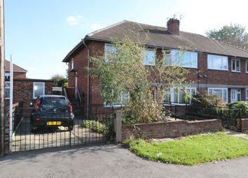 Thumbnail 2 bed flat for sale in Merrill Road, Thurnscoe, Rotherham