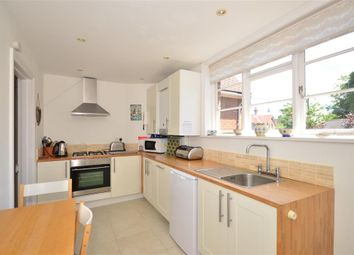 Thumbnail 2 bed maisonette for sale in Colwell Road, Freshwater, Isle Of Wight