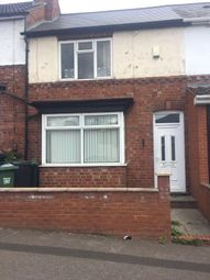 Thumbnail 3 bedroom terraced house to rent in Dibble Road, Smethwick