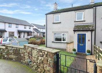 Thumbnail 3 bed end terrace house for sale in The Croft, Long Marton, Appleby-In-Westmorland
