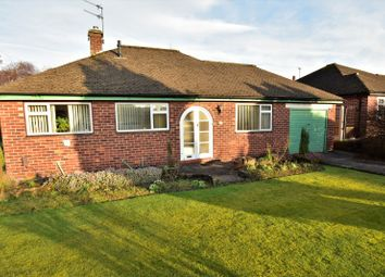 Thumbnail 2 bed detached bungalow for sale in Roundway, Bramhall, Stockport