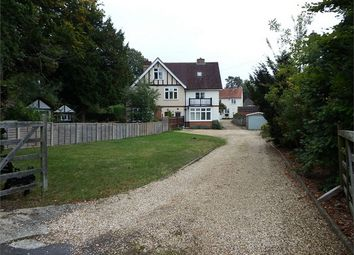 Thumbnail 3 bed semi-detached house for sale in Cedar Road, Farnborough, Hampshire