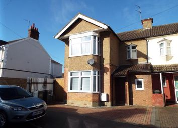 Thumbnail 4 bedroom end terrace house for sale in Mansfield Road, Luton, Bedfordshire