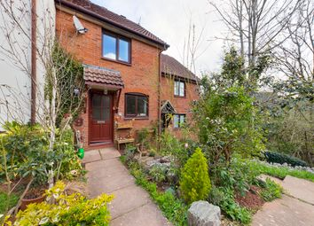 Thumbnail 2 bed terraced house for sale in Heron Way, The Willows, Torquay