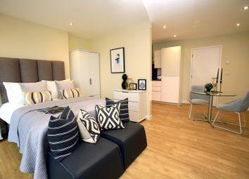Thumbnail Studio to rent in Hornchurch Road, Uxbridge