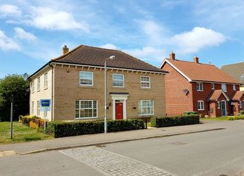 Thumbnail 4 bedroom property to rent in Deas Road, South Wootton, King's Lynn
