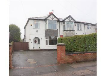 Thumbnail 3 bed semi-detached house for sale in Studholme Avenue, Preston