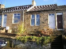 Thumbnail 1 bed terraced house to rent in Marshall Street, Larkhall