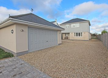 Thumbnail 4 bed detached house for sale in Manchester Road, Sway, Lymington