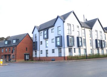 Thumbnail 2 bedroom flat for sale in Heol Finch, Barry