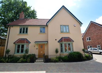 Thumbnail 4 bed detached house for sale in Jasmine Close, Brentwood