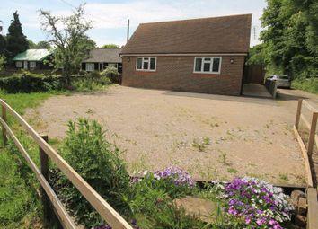 Thumbnail 4 bed terraced bungalow to rent in Hurst Lane, Egham, Surrey