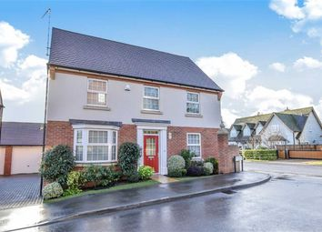 Thumbnail 4 bed detached house for sale in Arthur Martin-Leake Way, Ware, Hertfordshire