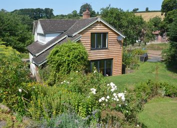 Thumbnail 3 bed detached house for sale in Totnor Hill Cottage, Brockhampton, Hereford.