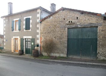 Thumbnail 2 bed town house for sale in Saint-Laurent-De-Céris, Charente, France